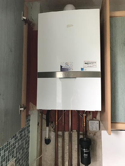 Boiler installation - ATAG iC 24 with a 10 year warranty | Blackley, Manchester