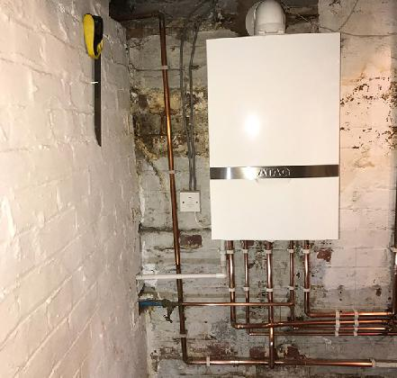 Boiler installation - ATAG iC 24 with a 10 year warranty | Chorlton, Manchester