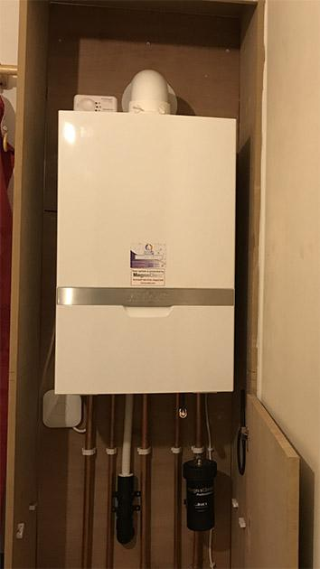Boiler installation - ATAG iC 24 | Rusholme, Manchester