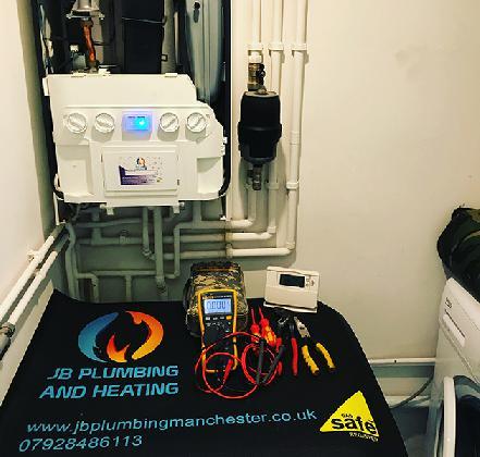 Gallery   JB Plumbing and Heating   Withington, Chorlton